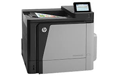 printer hp m651dn