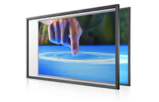 touch screen samsung 46